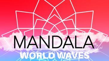 Mandala World Waves