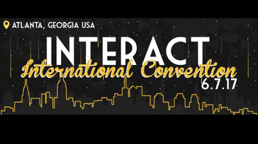 2017 Interact International Convention