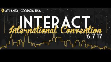 2017 Interact International Convention