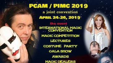 PCAM/PIMC 2019 International Magic Convention