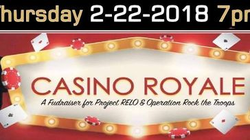 Project RELO and ORT Casino Royale Night