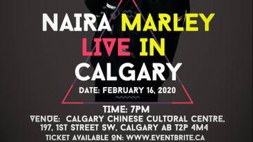 Naira Marley LIVE in Calgary 2020!