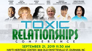 Conference on Toxic Relationships