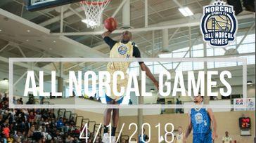 NCSTV 2018 All NorCal Basketball Games