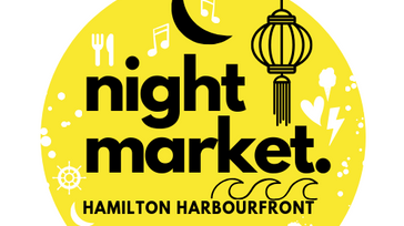 Hamilton Harbourfront Night Market