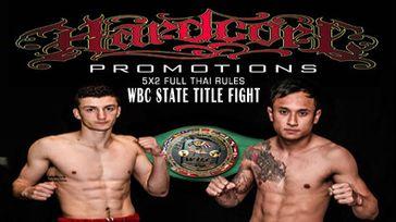 MUAY THAI FIGHT NIGHT WBC Title Melbourne