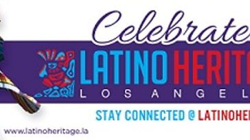 City of Los Angeles, Latino Heritage Month 2017 - 16 events through out two months.