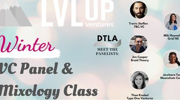 Interactive VC Panel and Mixology Class