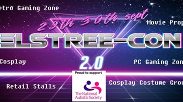 Elstree-Con 2.0 (Charity Film & TV Con)