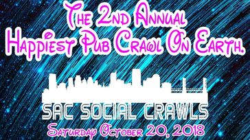 The Happiest Pub Crawl On Earth