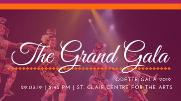 The Grand Gala - Odette Gala 2019