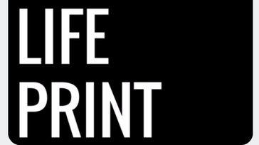 LIFE PRINT App Launch