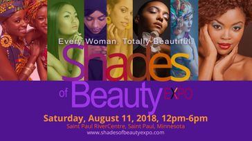 2018 Shades of Beauty Expo - Minnesota