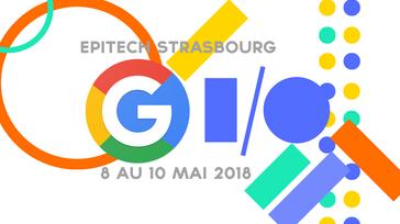 Google I/O Extended Strasbourg