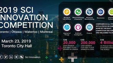 Sci Innovation Competition 2019