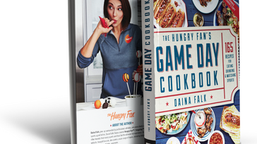 The Hungry Fan's Game Day Cookbook Launch (Time Inc.)
