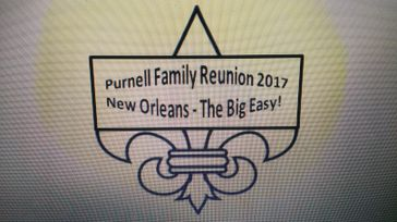 The Purnell Family Reunion