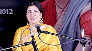 Ghazal and Sufi concert by Rekha Surya