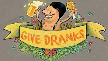 Give Dranks