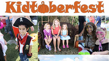 Baldwin Park Kidtoberfest