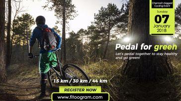 Pedal For Green - 2K18