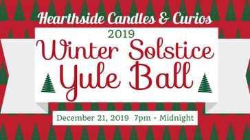 2019 Winter Solstice Yule Ball