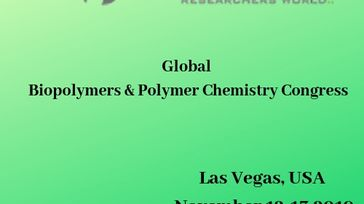 BPC-2019 Global  Biopolymers & Polymer Chemistry Congress