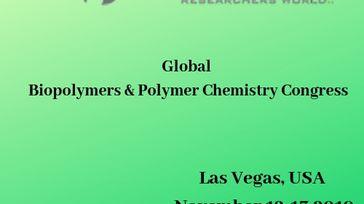 Global  Biopolymers & Polymer Chemistry Congress