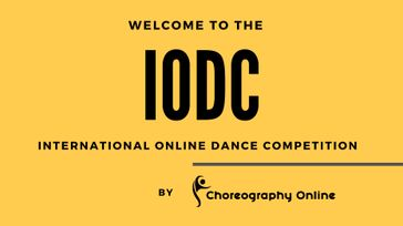International Online Dance Competition (IODC) 2021