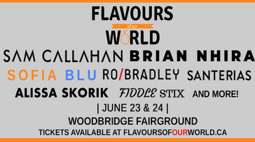FLAVOURS OF OUR WORLD FESTIVAL