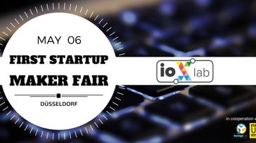 First Startup Maker Fair
