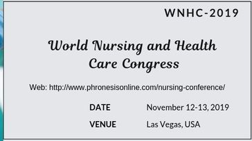 World Nursing and Health Care Congress