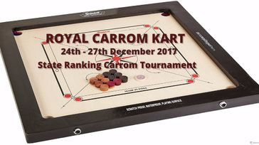 State Carrom Tournament, Bangalore, Dec 2017