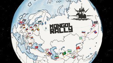 Mongol Rally 2016 entrant