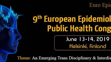 9th European Epidemiology & Public Health Congress