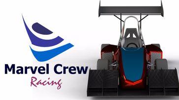 Formula Student - Marvel Crew Racing