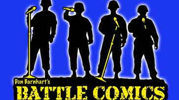 Battle Comics - Bringing Comedy To The Troops