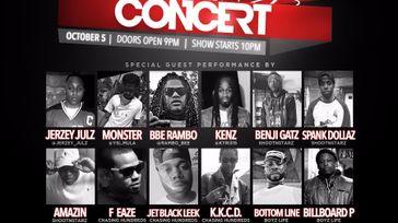 the tri-state underground concert