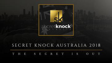 Secret Knock Australia 2018