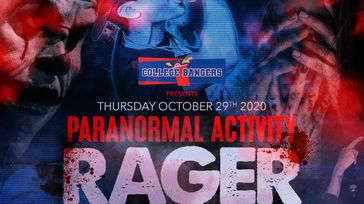 Paranormal Activity Rager