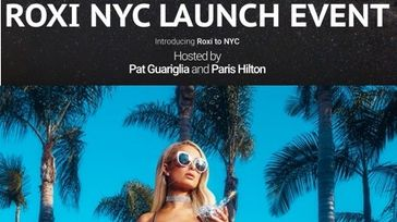 Roxi NYC Launch Party