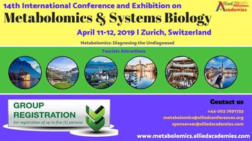 Metabolomics Conference 2019 !