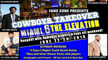 Cowboys Takeover Miami #6