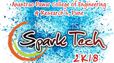 Spark-tech 2k18 (Annual Event)