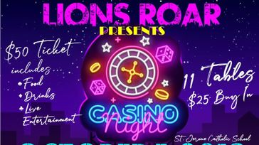 St. Jerome Casino Night