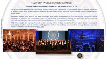 The World TenBest Awards