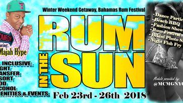 Rum in the Sun