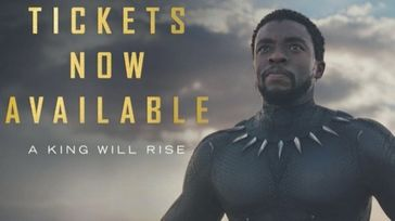 The Blackout: Black Panther Advance Screening