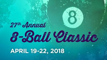 27th Annual 8 Ball Pool Tournament