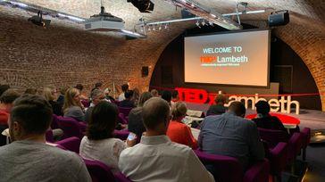 TEDxLambeth: Antinomies! 2020